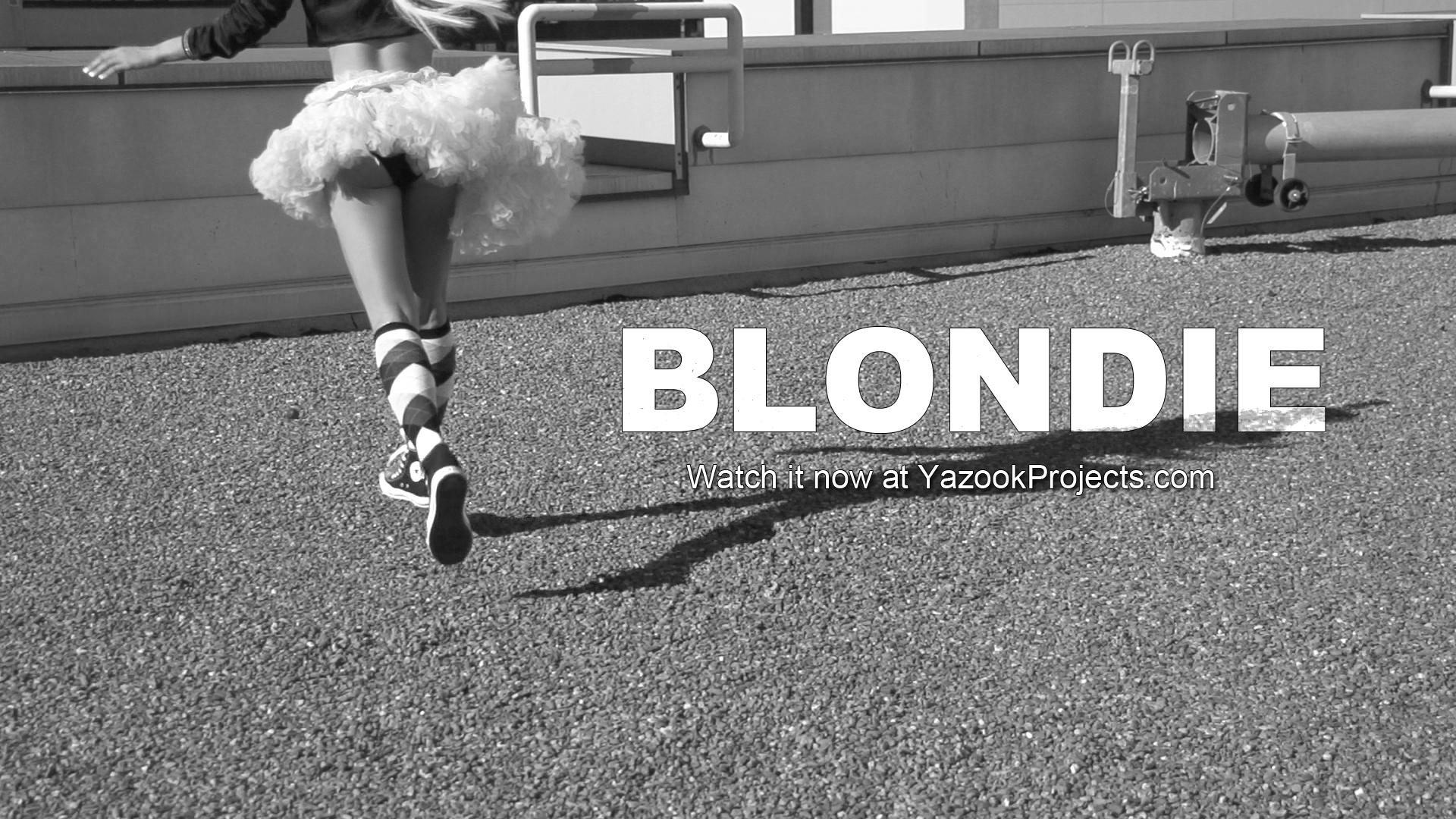 Blondie - walk away